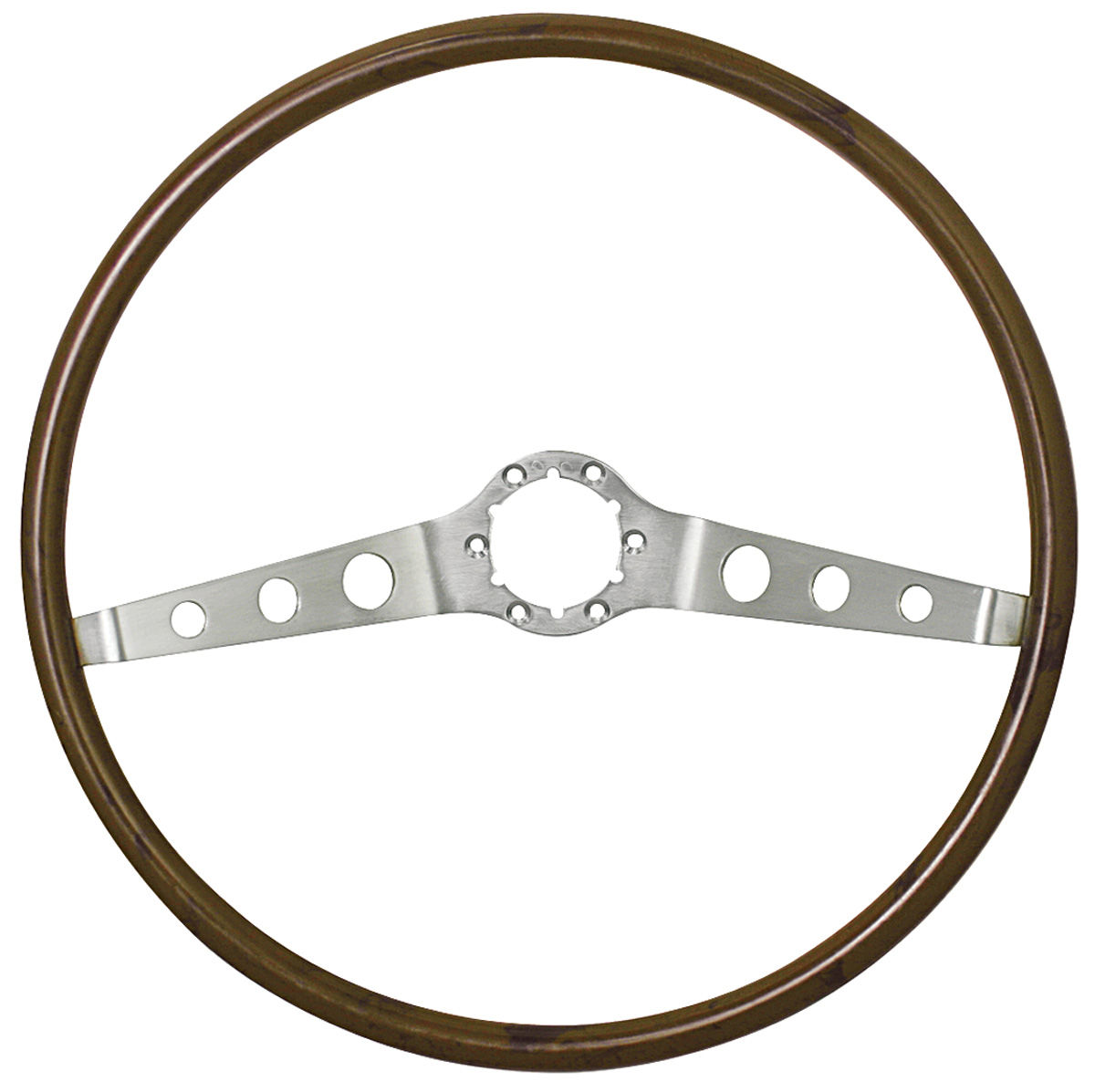 1964 66 Chevelle Steering Wheel Simulated Wood Wheel Only