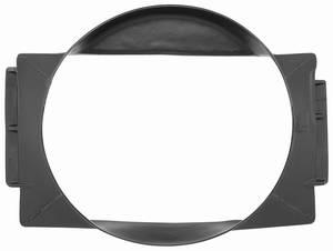 LeMans Fan Shroud, 1964-67 OPGI-Manufactured w/o AC