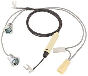 1963 LeMans Tachometer Harness Standard