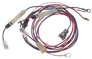 1963-1963 Grand Prix Tachometer Harness w/Transistorized Ignition, by M&H