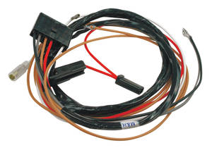 1964-65 Cutlass Console Extension Harness Manual