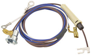 1964-1964 Catalina Tachometer Harness, by M&H