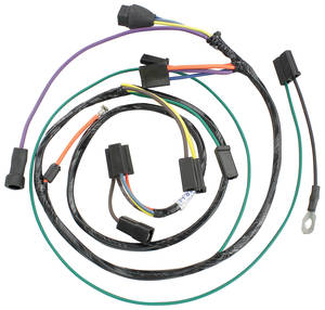 1965-1966 Chevelle Air Conditioning Harness, by M&H