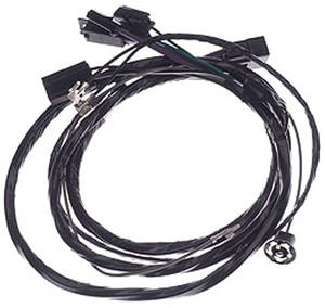 1964-1964 Chevelle Console Harness Automatic Transmission, by M&H