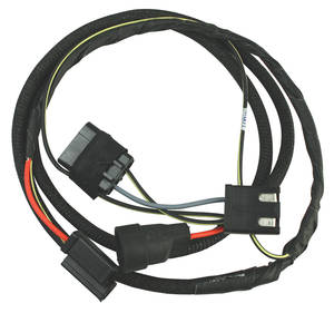 1966-67 El Camino Kickdown Harness, TH400