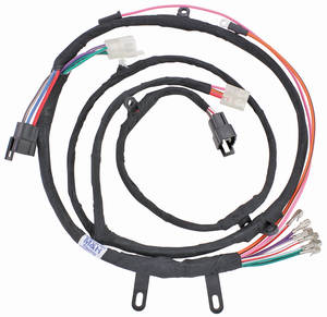 1965-67 Cutlass Power Window Harness - Intermediate Harness, Under Dash Crossover, by M&H