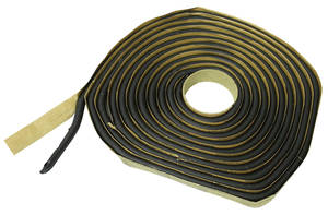 1961-73 LeMans Butyl Tape, Factory-Style