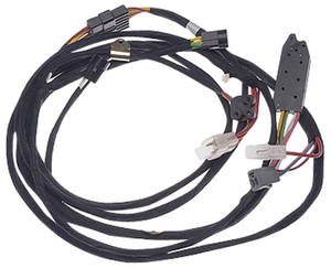 1965-1966 Bonneville Power Window Harness Bonneville Quarter Window, Convertible (LH/RH), by M&H