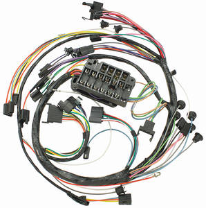 m h 1966 el camino dash instrument panel harness console auto rh opgi com 1984 El Camino Paint Codes El Camino Accessories
