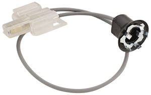 1966 Grand Prix Dash Extension Harness Lamp Extension Harness Dash To Heater or AC Indicator