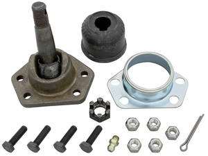 1969-1972 Grand Prix Ball Joint, Upper Standard Grand Prix