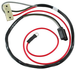 1967 Chevelle Tachometer Turn Signal Lead Wire, by M&H