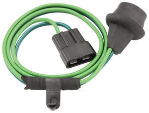 1967-68 Cutlass Back-Up Light Switch Extension Harness 4-Speed