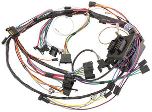 1967-1967 Skylark Dash/Instrument Panel Harness Column Shift, AT or Floor Shift MT, by M&H