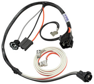 1967-1967 El Camino Console Harness Automatic Transmission, by M&H