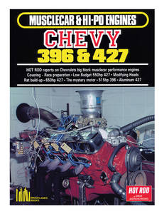 1964-1977 Chevelle Hot Rod's Power Secrets 396 & 427