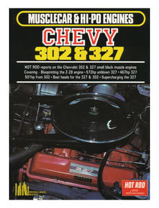 1978-1983 Malibu Hot Rod's Power Secrets 302 & 327