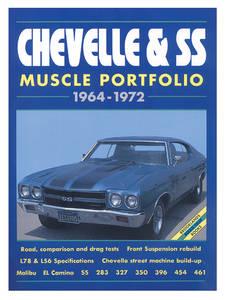1964-1972 El Camino Chevelle & SS Muscle Portfolio, 1964-72