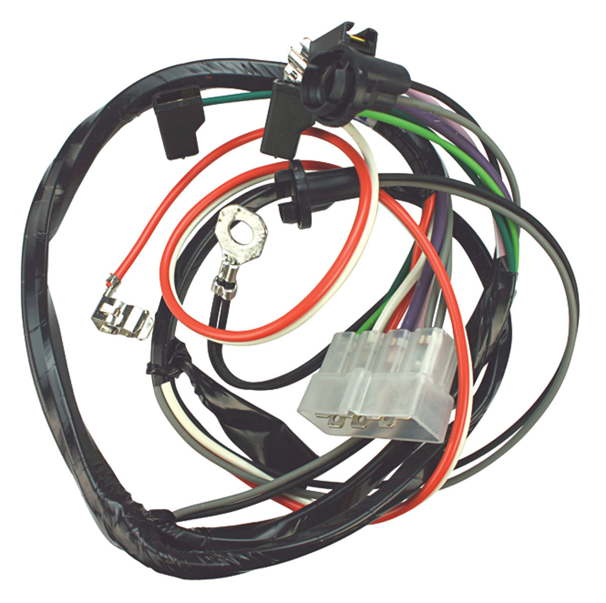 1970 Chevelle Console Wiring Harness Circuit And Diagram Hub M H 1968 72 Automatic Dash Tach