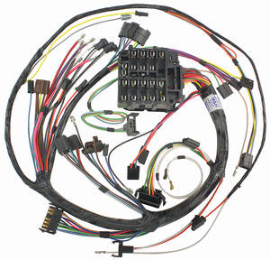 1968 Skylark Dash/Instrument Panel Harness Column Shift, AT or All MT, by M&H