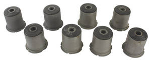 1965-1977 Grand Prix Control Arm Bushing Sets, Rear Complete 8-Piece Kit Grand Prix