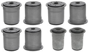1964-1964 Cutlass Control Arm Bushing, Rear Complete 8-Piece Kit (Standard)