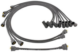 1971 Monte Carlo Spark Plug Wire Set, Date-Coded Small-Block (Late Style)