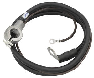 1970 El Camino Battery Cable, Spring Ring Positive 6-Cylinder