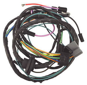 1969 El Camino Air Conditioning Harness, by M&H