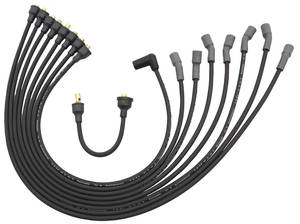 1970 Monte Carlo Spark Plug Wire Set, Date-Coded Big-Block (Early Style), by Lectric Limited