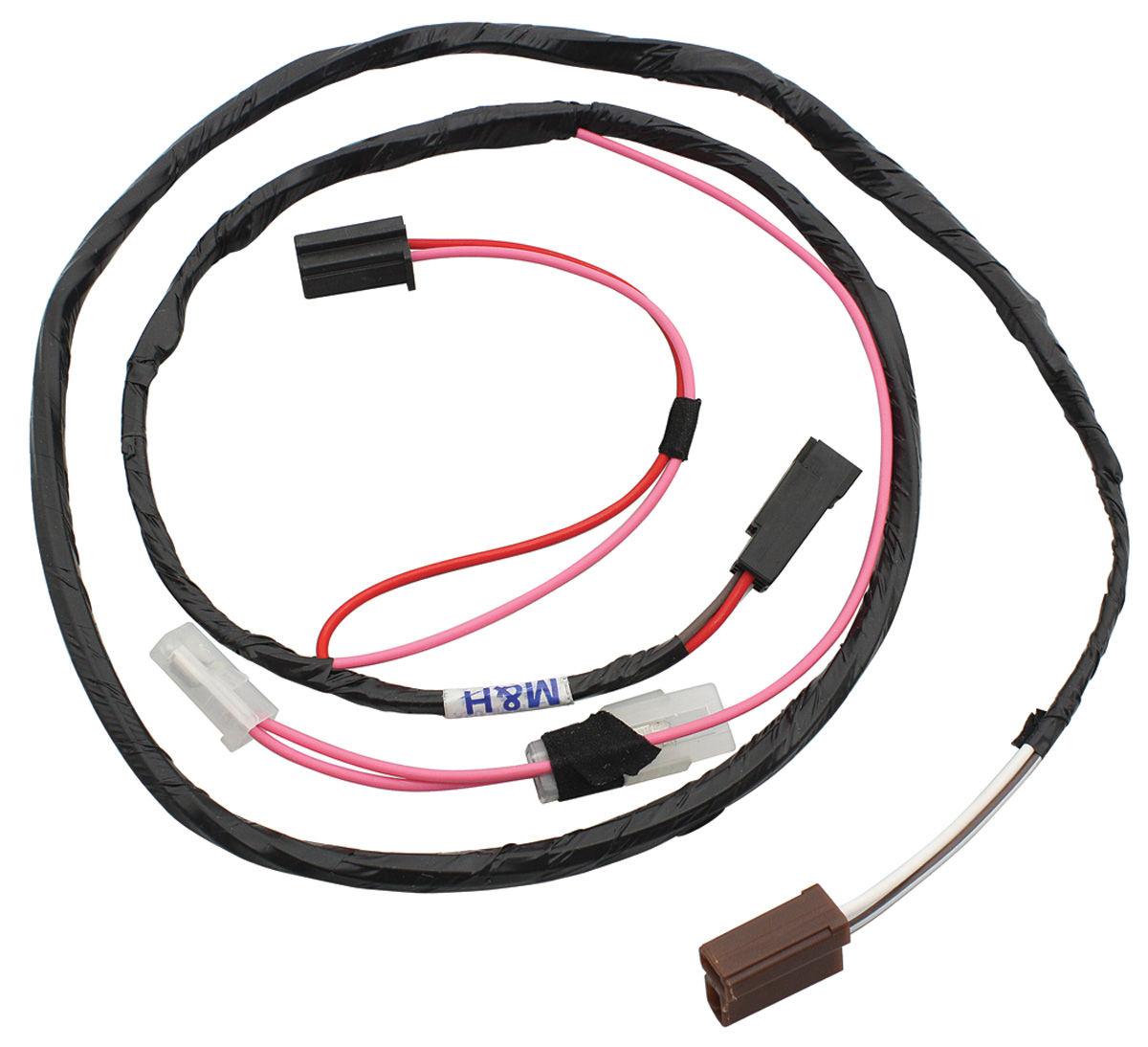 Wiring Harness 1970 El Camino : M h chevelle cruise control harness opgi