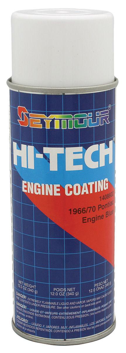 Photo of Engine Paint, Pontiac Blue metallic blue, 12-oz.
