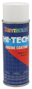 1966-70 Tempest Pontiac Blue Engine Paint Metallic Blue, 12-oz.