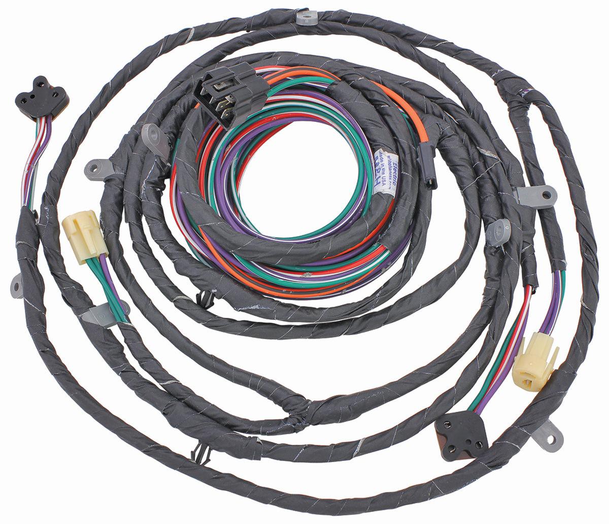 M&H GTO Power Window Harness Quarter Window & intermediate harness  Gto Wiring Harness on pontiac g6 headlight harness, gto power steering pump, gto engine, gto driveshaft, gto motor, gto body harness,