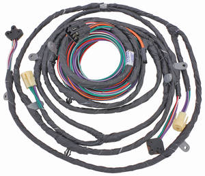 1970-1972 GTO Power Window Harness Quarter Window & Intermediate Harness