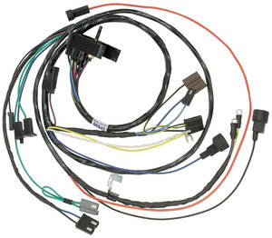 1970 Monte Carlo Engine Harness V8 (with Automatic Transmission)