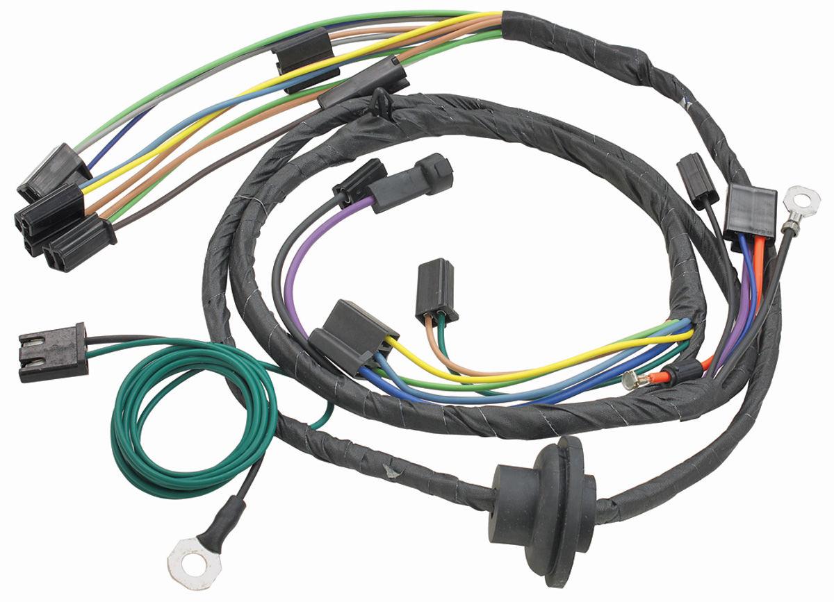1970 El Camino Ac Wiring Today Diagram Diagrams Chevelle Wiper Motor Mh Air Conditioning Harness Opgi Com Mustang Source Repair Guides
