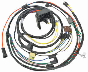 1970-1970 El Camino Engine Harness 396/454 w/Manual Trans., by M&H