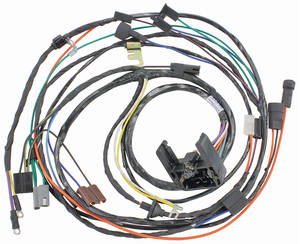 1970 Monte Carlo Engine Harness 396/454 (with Automatic Transmission), by M&H