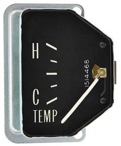 1961-62 Eldorado Gauge, Temperature Vertical Sweep