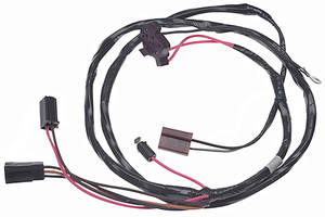 1972-1972 Cutlass Cruise Control Harness, by M&H