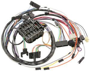 1970-1970 Cutlass Dash/Instrument Panel Harness All w/Gauges, by M&H