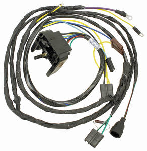 1970-1970 Cutlass Engine Harness V8 Automatic Transmission, by M&H