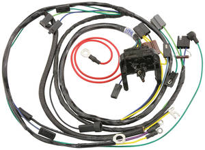 1970-1970 Cutlass Engine Harness 6-Cylinder Manual Transmission, by M&H