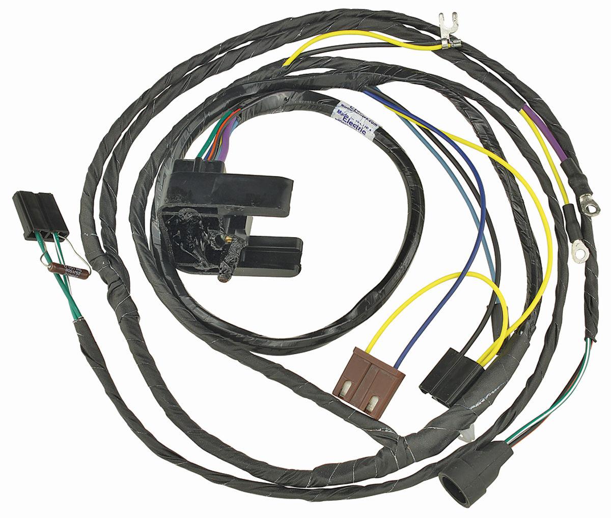 1986 oldsmobile 442 wiring diagram 1971 oldsmobile 442 wiring harness m&h engine harness v8 automatic transmission fits 1971 cutlass/442 @ opgi.com #7