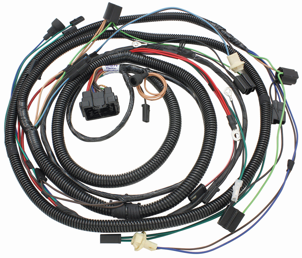 1971 oldsmobile 442 wiring harness 1971 monte carlo wiring harness #11