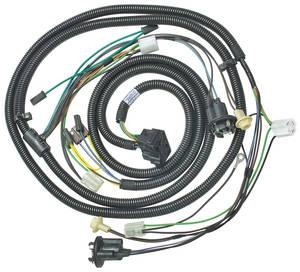 1971-1972 Skylark Forward Lamp Harness All, by M&H