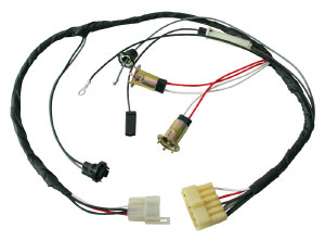 1971-72 Cutlass Console Harness Automatic