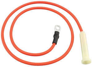 1972-1972 Chevelle Horn Relay-To-AC Fuse Wire, by M&H