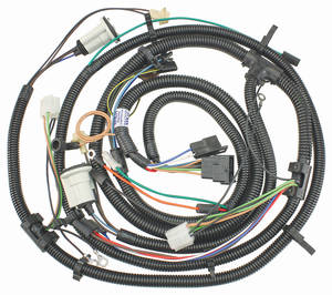 1972 El Camino Forward Lamp Harness All Models (Ext. Reg.)
